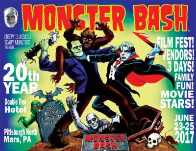 We're Coming to Get You Monster Bash