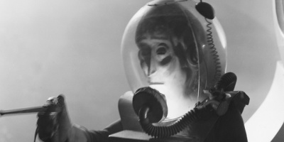 Countdown to Halloween Day 21 - Man from Planet X (1951)