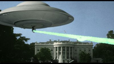Sci-Fi Horrorfest - Earth vs. the Flying Saucers (1956)