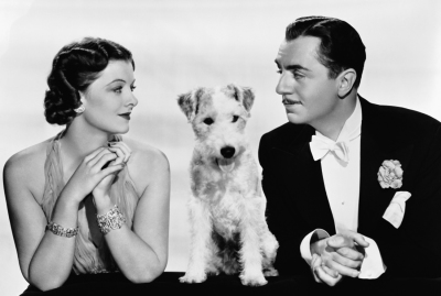 William Powell and Myrna Loy Shine in The Thin Man (1934)